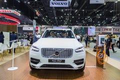 Vovolxc90 auto bij de Internationale Motor Expo 2016 van Thailand Royalty-vrije Stock Afbeelding