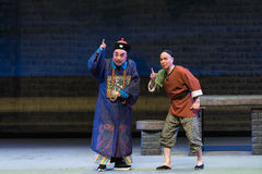 """Vowed that day-Shanxi Operatic""""Fu Shan to Beijing"""" Royalty Free Stock Images"""