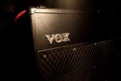Vox более amplyfier Стоковые Изображения RF