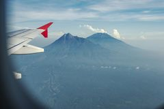 Voyage à Java Photos stock