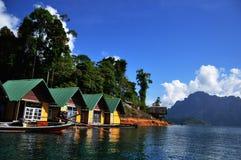 Voyage à Surat-Thani au sud de la Thaïlande Images stock