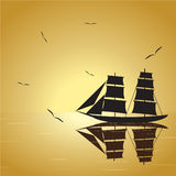 Voyage. illustration stock