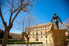 Voyage autour de l'Andalousie, au sud de l'Espagne Photo stock