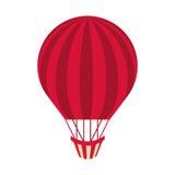 Voyage chaud d'air de ballon Image libre de droits