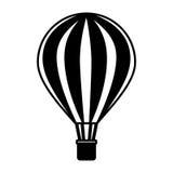 Voyage chaud d'air de ballon Photographie stock