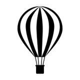 Voyage chaud d'air de ballon Photos libres de droits