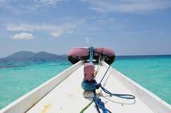 Voyage d'île en île Photographie stock libre de droits