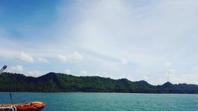 Voyage d'île en île Photo libre de droits
