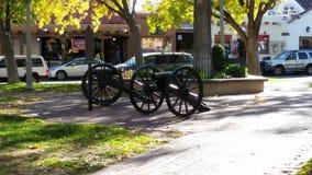 Voyage d'achats à Santa Fe Photo libre de droits