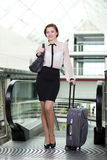 Voyage d'affaires Image stock