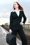 Voyage d'affaires photos stock