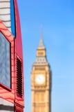 Voyage d'autobus de Londres Photo stock