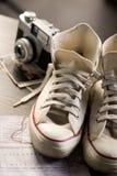 Voyage d'aventure de la jeunesse images libres de droits