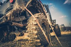 Voyage d'aventure d'Off Road photos libres de droits