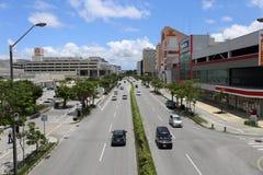 Voyage dans l'Okinawa, Japon Photographie stock