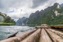 Voyage dans le joli barrage photographie stock libre de droits