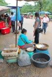Voyage dans le Laotien Images libres de droits