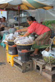 Voyage dans le Laotien Images stock