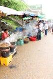 Voyage dans le Laotien Photographie stock libre de droits