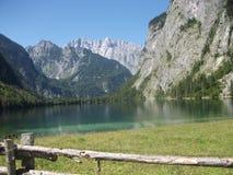 Voyage dans les montagnes Photos libres de droits
