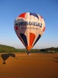 Voyage de ballon Image stock
