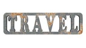 Voyage de fer Image libre de droits
