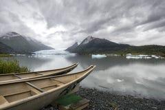 Voyage de flotteur de glacier de l'Alaska Image stock