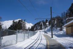 Voyage de furet de Val Photographie stock libre de droits