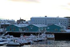 Voyage de l'Islande Photographie stock libre de droits