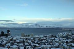 Voyage de l'Islande Photographie stock