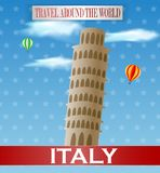 Voyage de l'Italie de vintage Photo stock