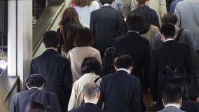 Voyage de la vie du Japon banque de vidéos