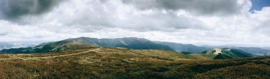 Voyage de montagne image libre de droits