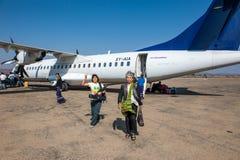 Voyage de Myanmar Photos libres de droits
