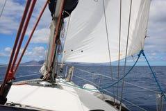 Voyage de navigation Photos stock