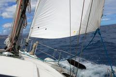 Voyage de navigation Photographie stock libre de droits