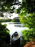 Voyage de pêche d'après-midi Image libre de droits