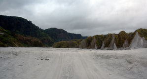 Voyage de Pinatubo Images stock
