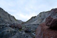 Voyage de Pinatubo Image libre de droits