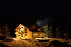 Voyage de ski Images libres de droits