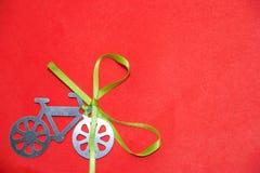 Voyage de vélo Image stock