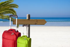 Voyage de vacances Photographie stock
