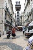 Voyage de ville de Lisbonne Portugal Photos libres de droits