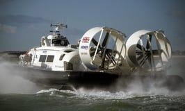 Voyage de vol plané à l'île du Wight Images libres de droits