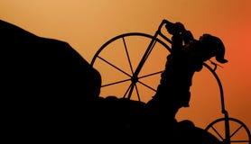 Voyage du Gnome Photographie stock libre de droits