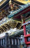 Voyage du Japon, Japonais Tempole, tombeau photo libre de droits