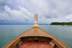 Voyage en mer d'Andaman photographie stock