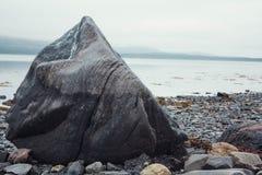Voyage en montagnes Photographie stock
