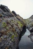 Voyage en montagnes Photos libres de droits