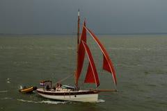 Voyage et mode de vie Lemmer aux Pays-Bas Photo stock
